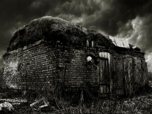 Haunted House image from stock.xchng